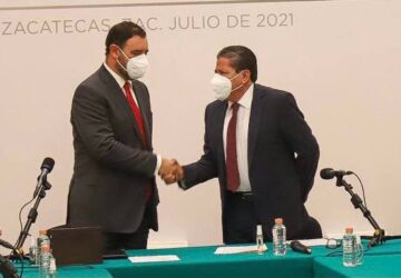 PROCESO DE ENTREGA-RECEPCIÓN SERÁ OBJETIVO, ORDENADO Y ACORDE A LA LEGALIDAD: GARANTIZA DAVID MONREAL