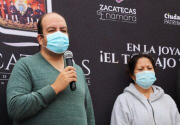 LAS COLONIAS MÁS VULNERABLES DE LA CAPITAL SON PRIORIDAD EN ESTA ADMINISTRACIÓN: SALVADOR ESTRADA.