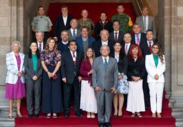 HAY UN VERDADERO COMPROMISO DEL PRESIDENTE ANDRÉS MANUEL PARA RECUPERAR LA PAZ SOCIAL EN ZACATECAS: DAVID MONREAL