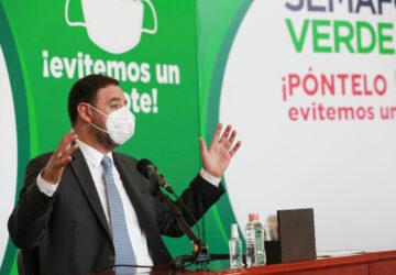 ANTE HECHOS DE INSEGURIDAD, GOBERNADOR TELLO SOLICITA RESPALDO DEL PRESIDENTE LÓPEZ OBRADOR