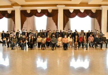 RECIBEN CAPACITACIÓN ALCALDES Y ALCALDESAS ELECTOS POR PARTE DE LA UNAM