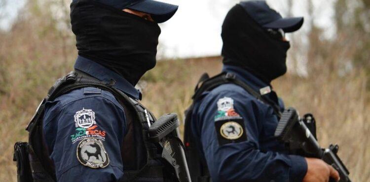 SSP DETIENE A 7 PRESUNTOS DELINCUENTES Y REVIENTAN POSIBLE CASA DE SEGURIDAD