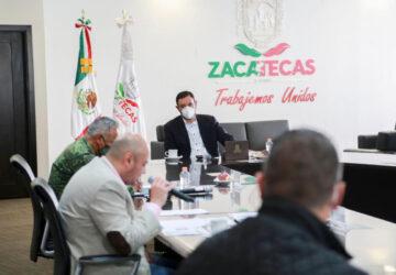 CONTINÚA GCL TRABAJANDO PARA FORTALECER LA SEGURIDAD EN ZACATECAS