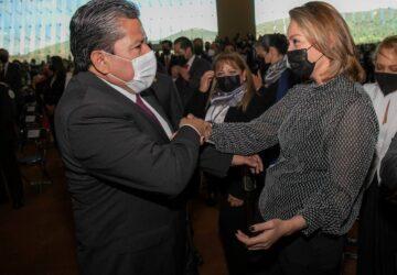 CON EL GOBERNADOR DAVID MONREAL ÁVILA, ZACATECAS SE UNE A LA TRANSFORMACIÓN DEL PAÍS: VERÓNICA DÍAZ ROBLES