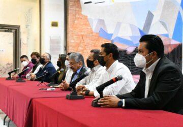 ALEJANDRO TELLO, LÍDERES SINDICALES Y LA BANCADA DEL PRIAN SEPULTARON AL ISSSTEZAC: DIPUTADOS DE LA COMISIÓN DE PARLAMENTO ABIERTO