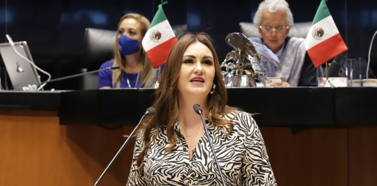 LEY DE JUICIO POLÍTICO ELIMINA LOS PRIVILEGIOS DE LA CLASE POLÍTICA: GEOVANNA BAÑUELOS