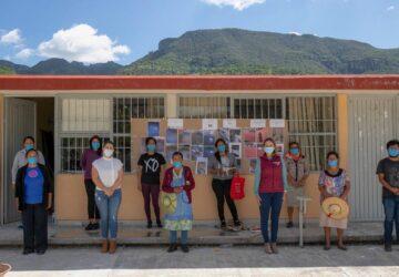 REHABILITA GOBIERNO DE MÉXICO MIL 500 ESCUELAS DE ZACATECAS: VERÓNICA DÍAZ ROBLES