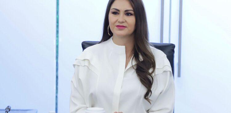 LLAMA GEOVANNA BAÑUELOS A ATENDER EL DESPLAZAMIENTO FORZOSO EN JEREZ