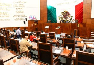 LA LXIV LEGISLATURA APRUEBA CUATRO EXHORTOS EN MATERIA DE SEGURIDAD, FONDO MINERO Y NÓMINA MAGISTERIAL
