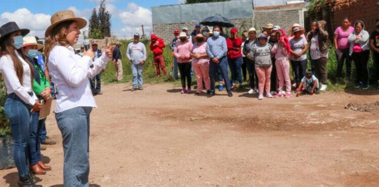 CONVOCA SARA HERNÁNDEZ DE MONREAL A RESCATAR A LA NIÑEZ, LA JUVENTUD Y LAS FAMILIAS