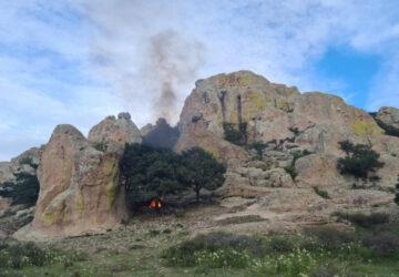 SSP DESMANTELA SEIS CAMPAMENTOS Y OCHO PUNTOS DE VIGILANCIA EN COMUNIDADES DE JEREZ