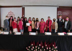 CONMEMORA AYUNTAMIENTO  CAPITALINO EL DÍA INTERNACIONAL DE  LA LUCHA CONTRA EL CÁNCER DE MAMA
