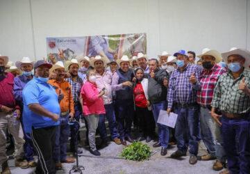LOGRA GESTIÓN DEL GOBERNADOR INCREMENTO EN LOS PRECIOS DE GARANTÍA PARA EL CICLO 2021-2022